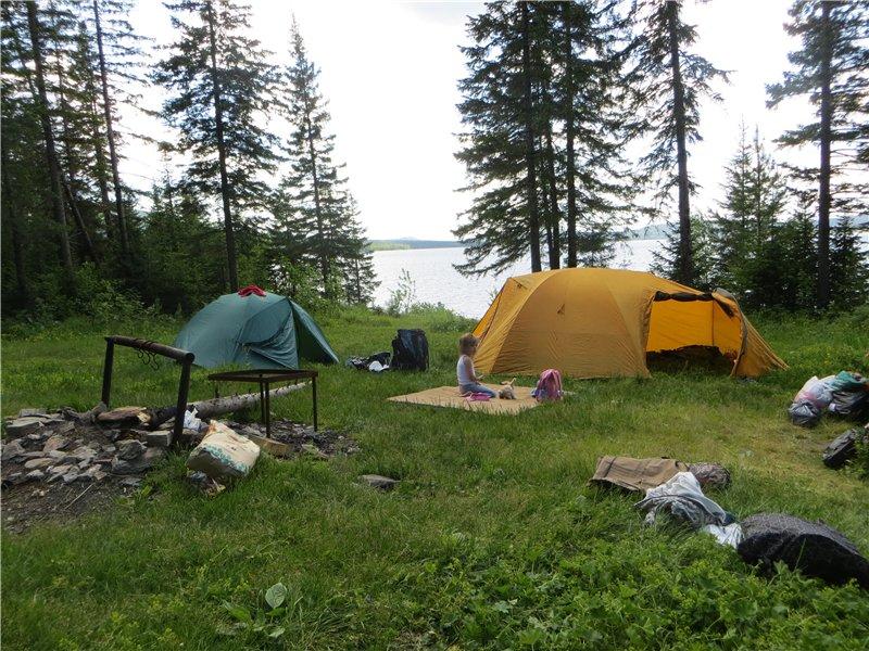 Отдых в палатках | Зюраткуль